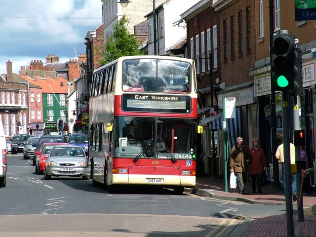 East Yorkshire Bus, Driffield