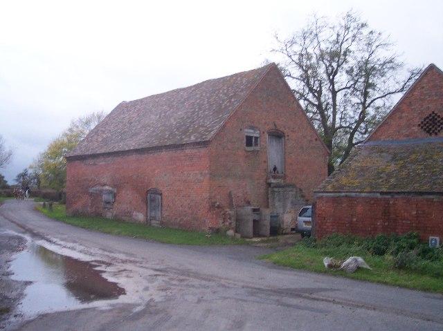 Hardwicke Barn.