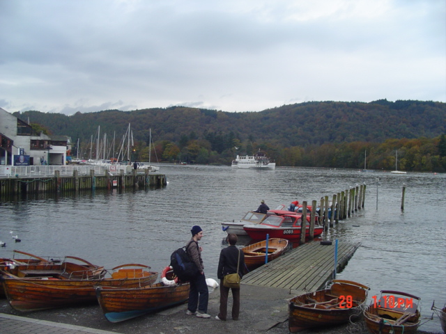 Tour Boats in Windermere