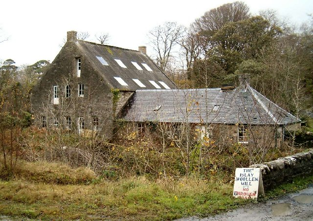 Islay Woollen Mill, Bridgend, Isle of Islay