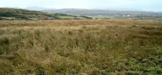 Moorland near Ballimartin, Isle of Islay