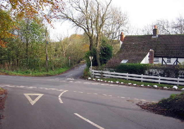 Crossroads at Kyo Heugh, Co.Durham