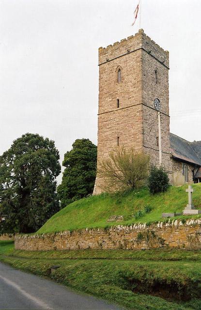 Kings Pyon: church tower