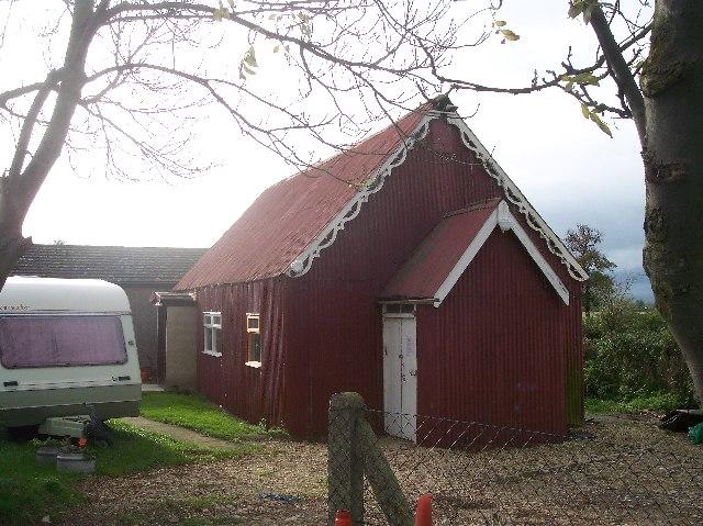 Iron Chapel, Uckington