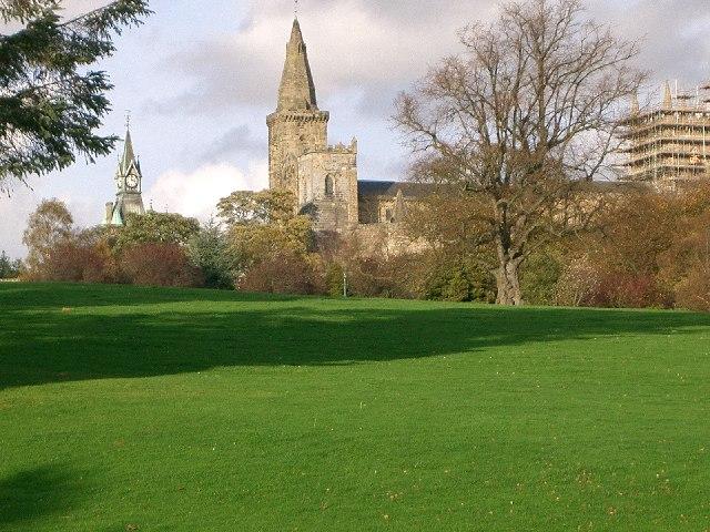 Dunfermline  Abbey.