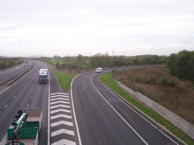 M5 Junction 10