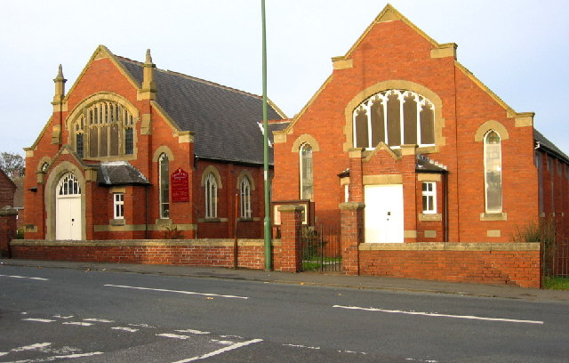 Tanfield Lea Methodist Church and Hall