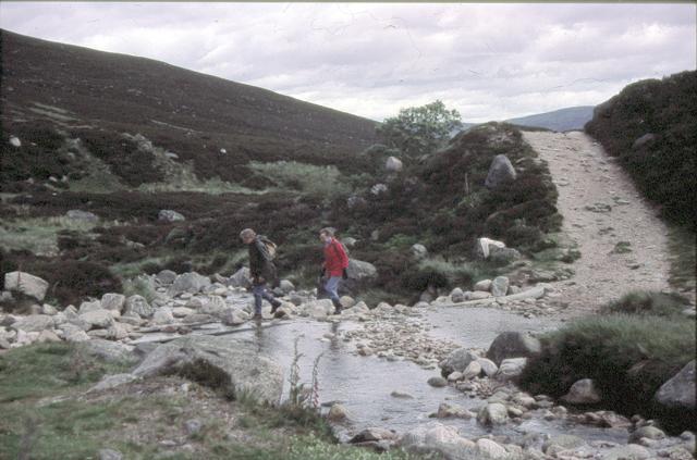 Lochnagar Path