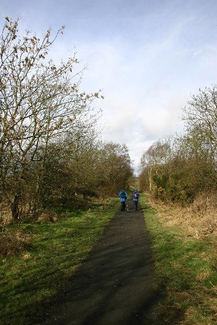 The Deerness Valley Walk