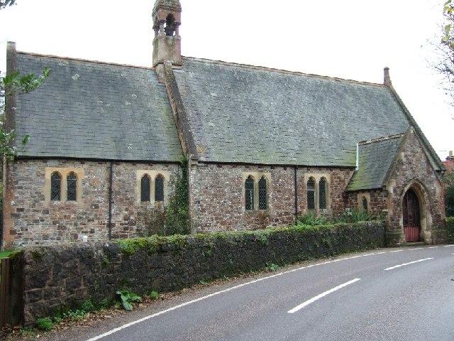 The chapel at Cowley