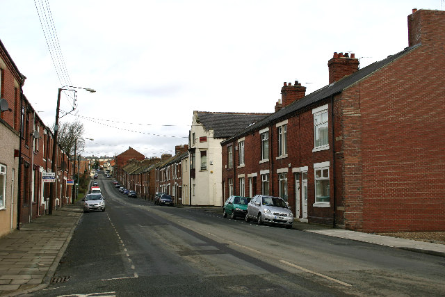 Station Road, Ushaw Moor