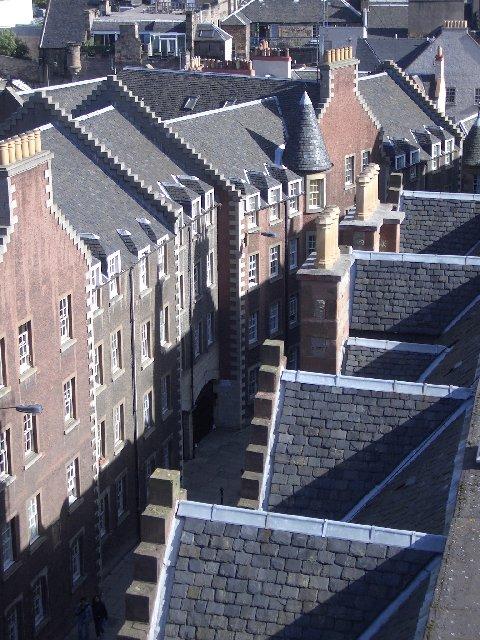 West Port roof tops