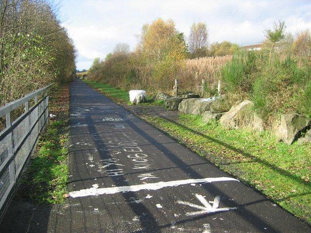 Alloa-Dunfermline Railway