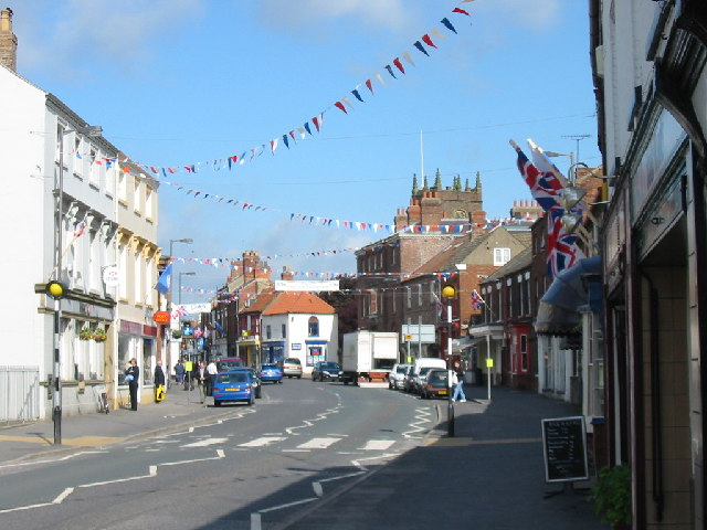 High Street, Market Weighton