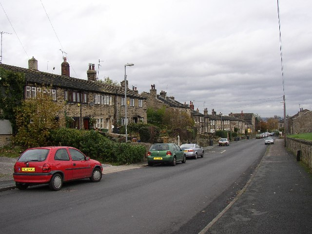 Lowerhouses Lane, Almondbury