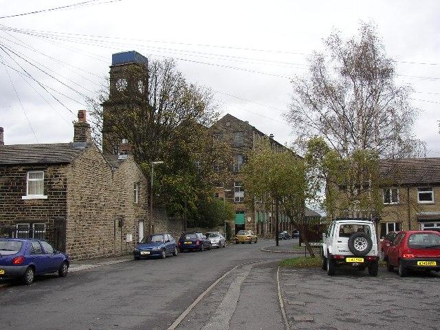 Newsome Mills, Ruth Street, Almondbury