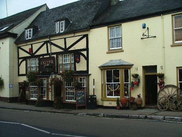 Exeter Inn, Modbury