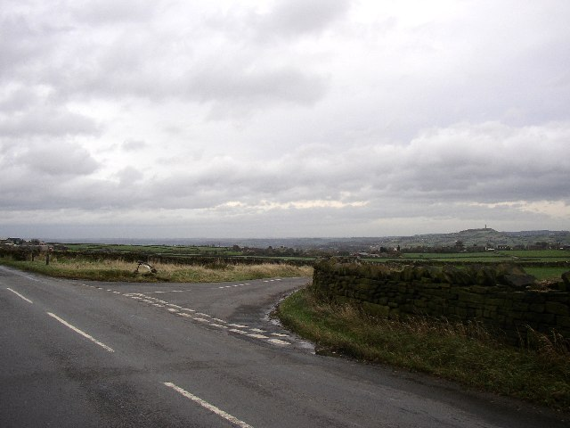 Whitehead Lane, South Crosland