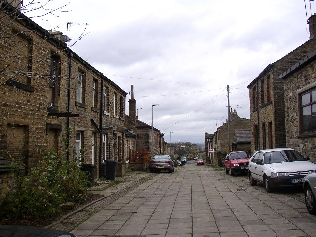 New Street, Netherton, South Crosland
