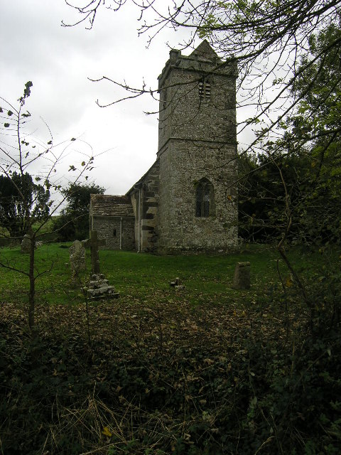 Tarrant Crawford, Dorset, St Mary's Church