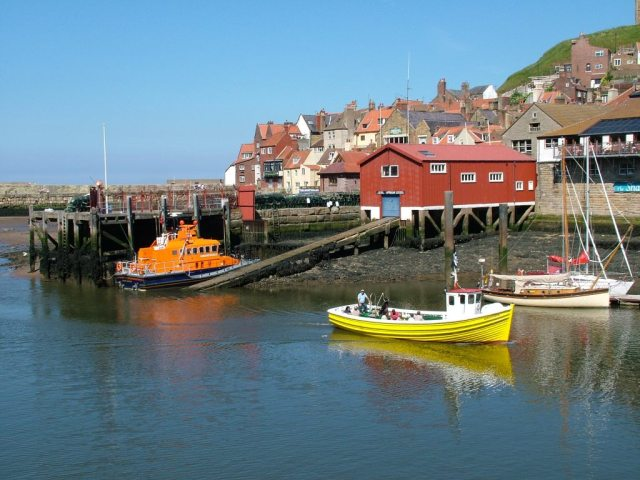Whitby Lifeboat Station