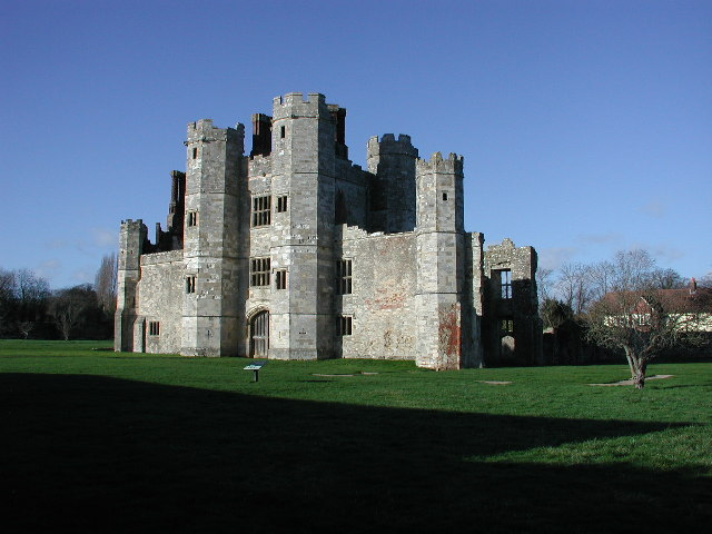 Titchfield, Hampshire, The Abbey Gatehouse