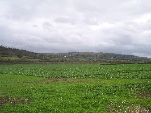 Gloucestershire & Warwickshire Railway Embankment