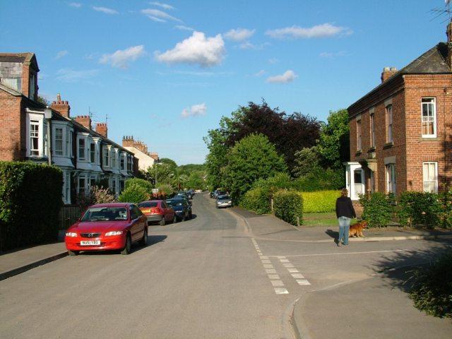Monk End, Croft-on-Tees