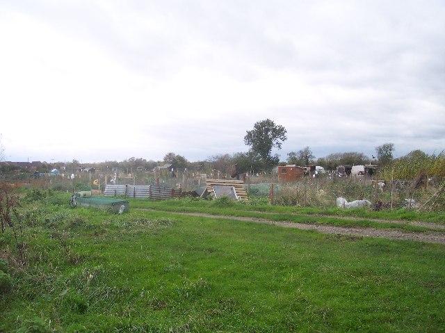 Nortenham Allotments, Bishop's Cleeve