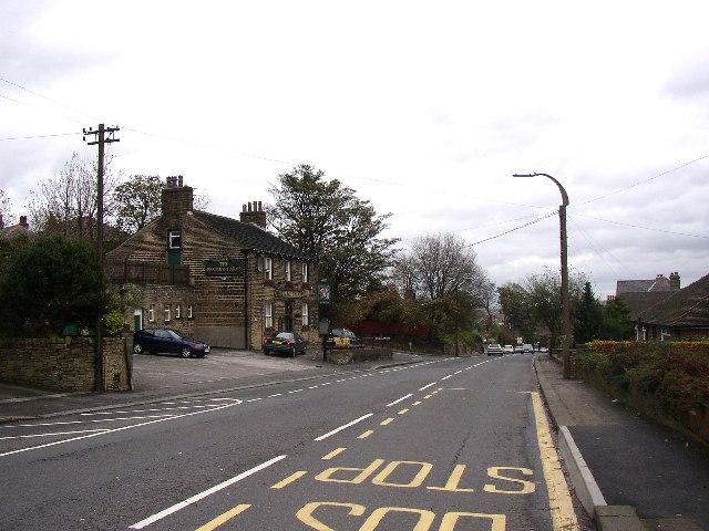 Meltham Road, South Crosland