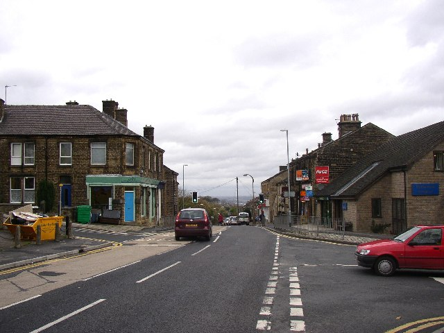 Meltham Road, Netherton, South Crosland
