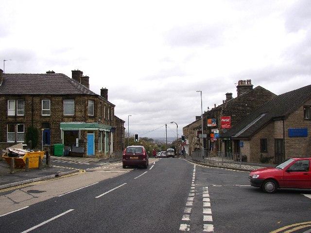 Meltham Road, Netherton, South Crosland