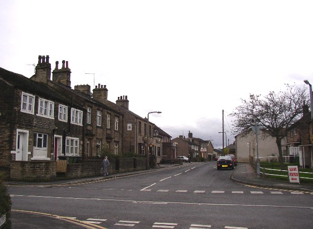 Towngate, Newsome, Almondbury