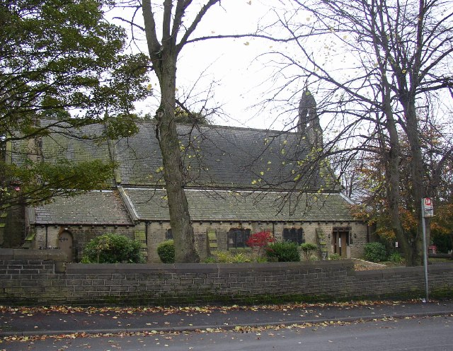 Newsome Church, Almondbury
