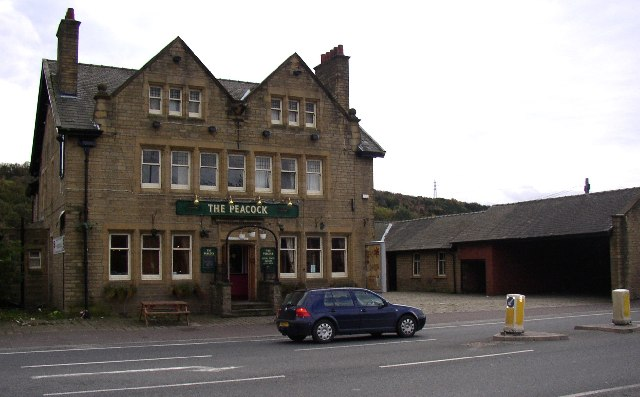 The Peacock, Leeds Road, Fartown