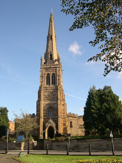 Rushden St Mary's Church
