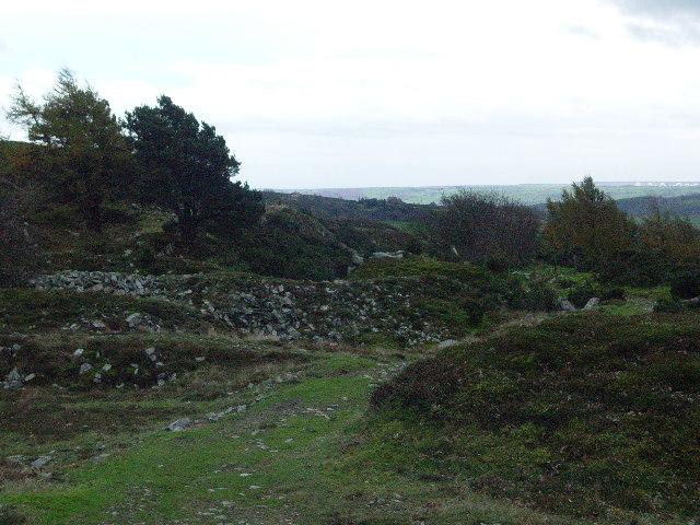 Scot Gate Ash Quarries