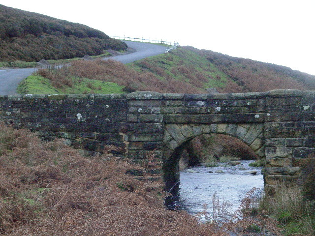 Skell Gill Bridge