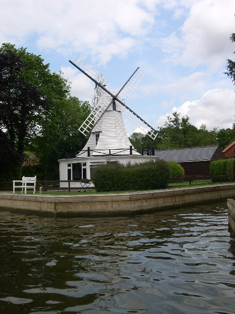 Horning Ferry Windmill