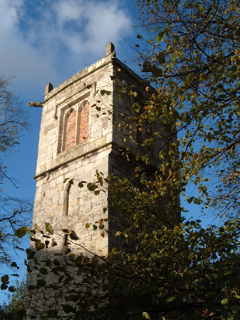 St Lawrence's Tower