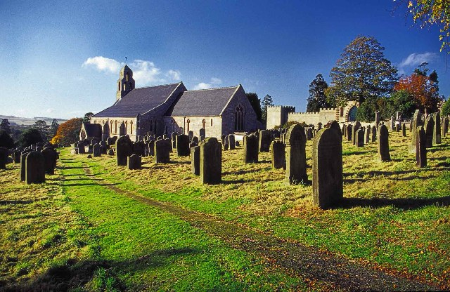 St Michael's Church, Ford, Northumberland