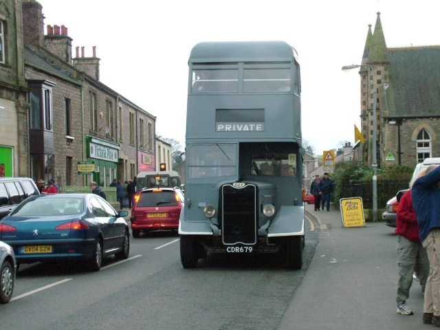 Kirkby Stephen Transport Weekend Street Scene