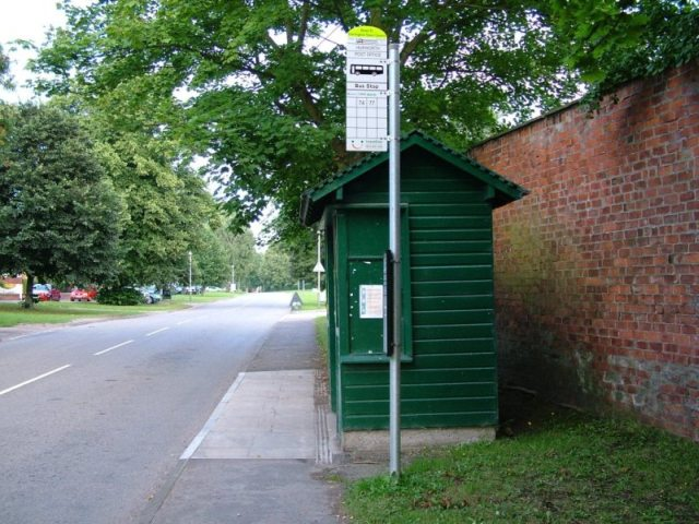 Bus Shelter, Hurworth-on-Tees