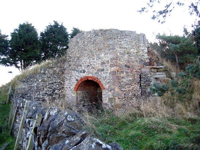 Ancient lime kiln