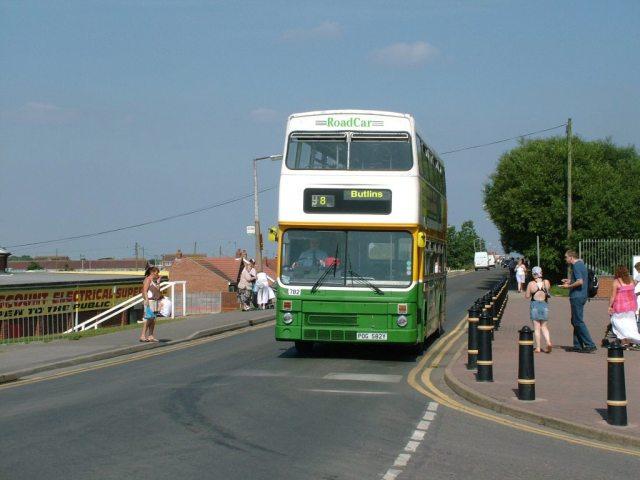 Road Car Metrobus, Ingoldmells