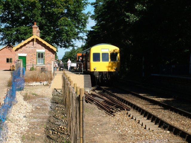 Holt Station, North Norfolk Railway
