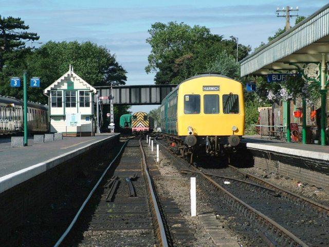 Sheringham Station (NNR)
