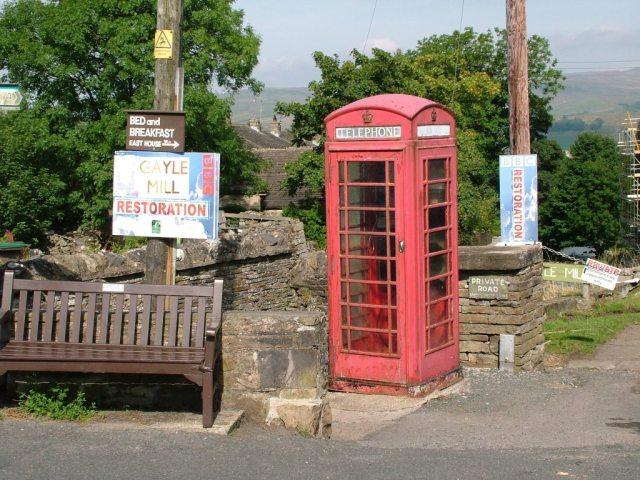 Phone Box, Gayle