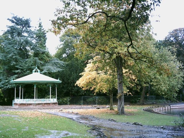 Bandstand, South Park, Darlington