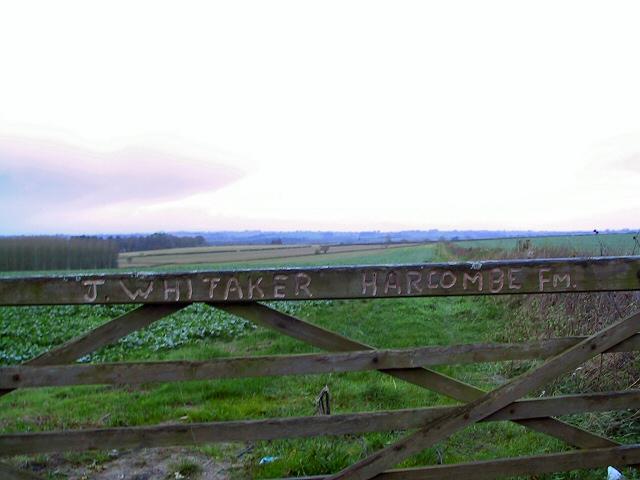 Harcombe Farmland